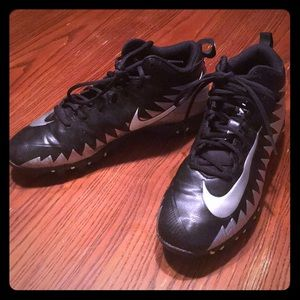 Like New Men's Nike Football Cleats 9.5